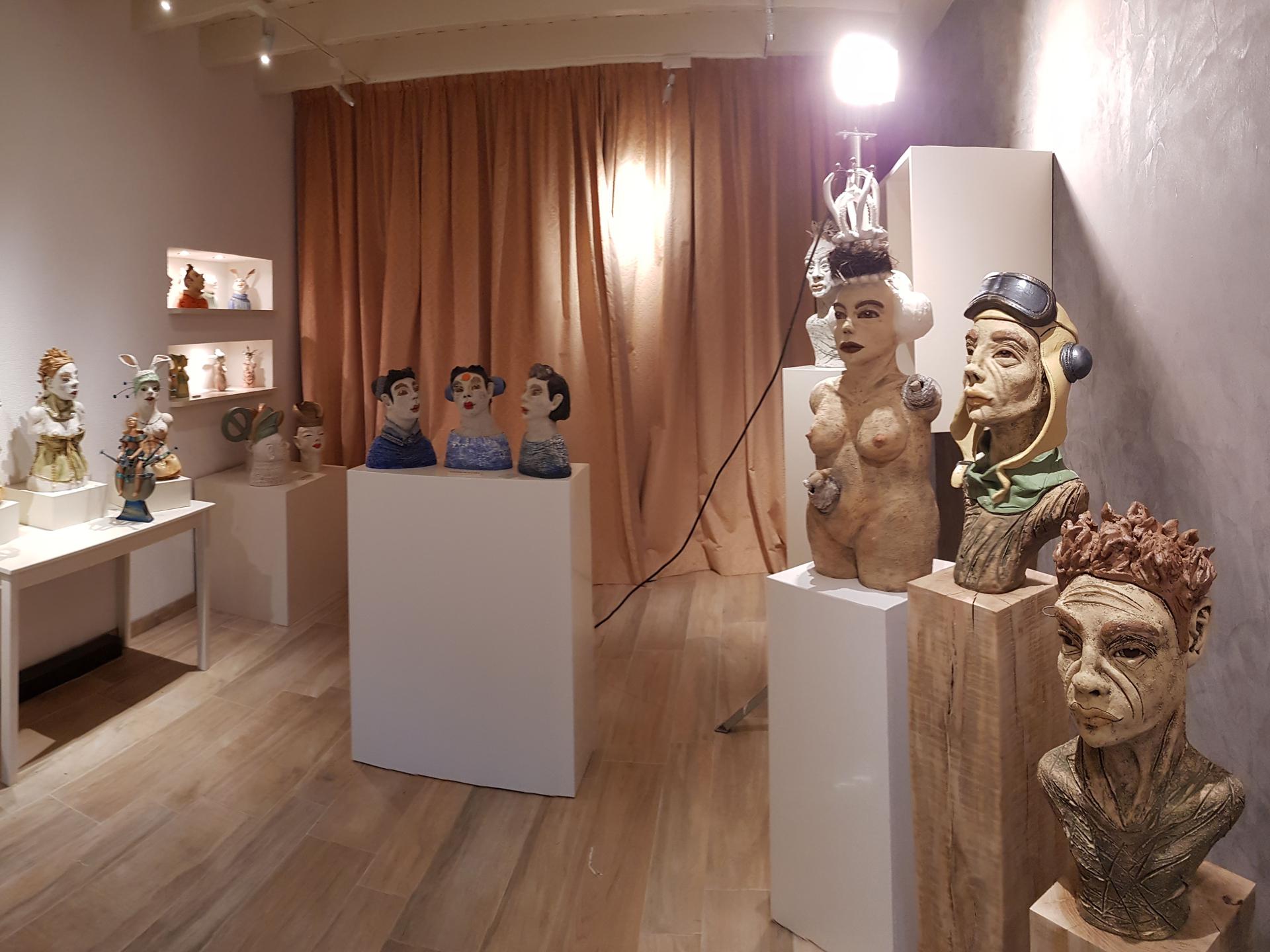 Galerie & Seminare